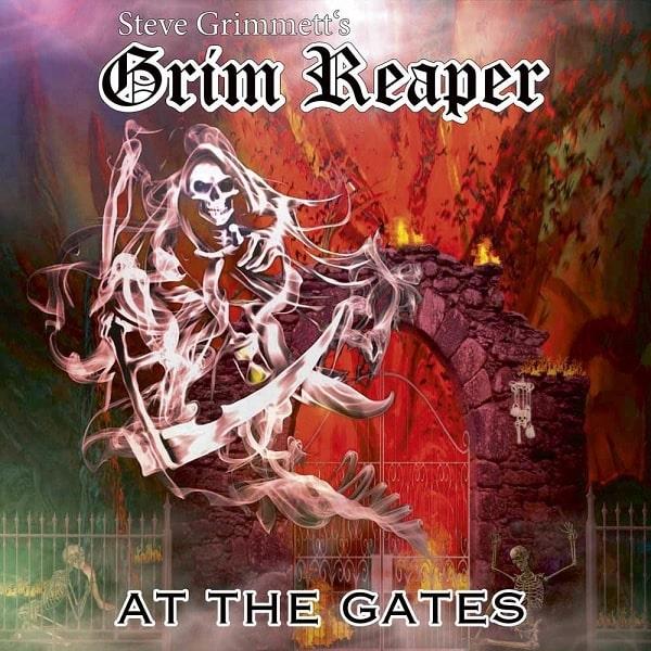 STEVE GRIMMETT'S GRIM REAPER / スティーヴ・グリメッツ・グリム・リーパー / AT THE GATES<DIGI>