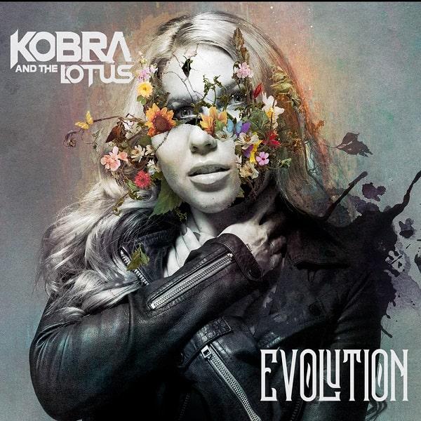 KOBRA AND THE LOTUS / コブラ&ザ・ロータス / EVOLUTION / エヴォリューション