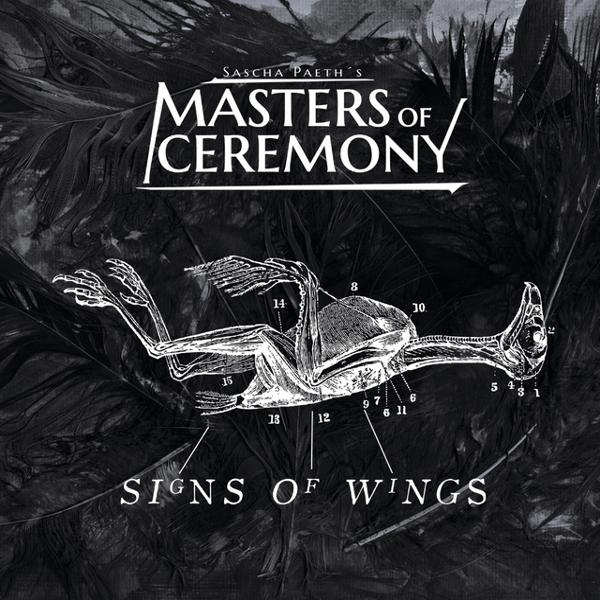 SASCHA PAETH'S MASTERS OF CEREMONY / サシャ・ピートズ・マスターズ・オブ・セレモニー / SIGNS OF WINGS