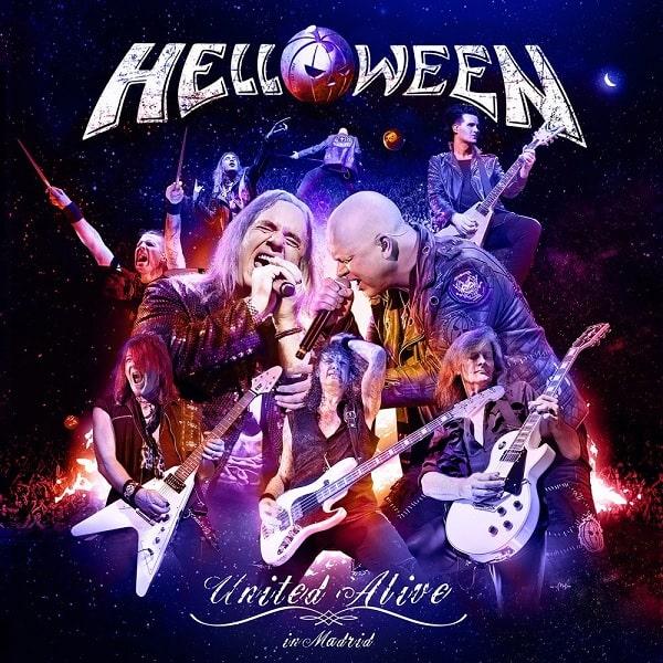 HELLOWEEN / ハロウィン / UNITED ALIVE IN MADRID / ユナイテッド・アライヴ・イン・マドリッド<3CD>