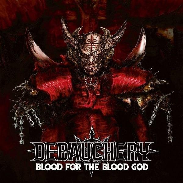 DEBAUCHERY / BLOOD FOR THE BLOOD GOD<3CD/DIGI>