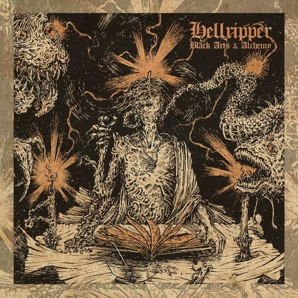 HELLRIPPER / BLACK ARTS & ALCHEMY<BLACK VINYL>