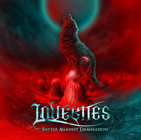 LOVEBITES (METAL) / ラブバイツ / BATTLE AGAINST DAMNATION / 神々への挑戦