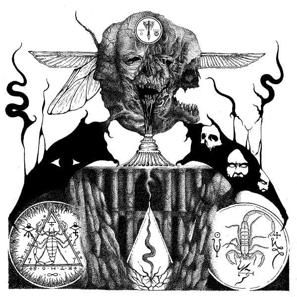 CTHONICA / TYPHOMANTEIA - SACRED TRIARCHY OF SPIRITUAL PUTREFICATION<DIGI>