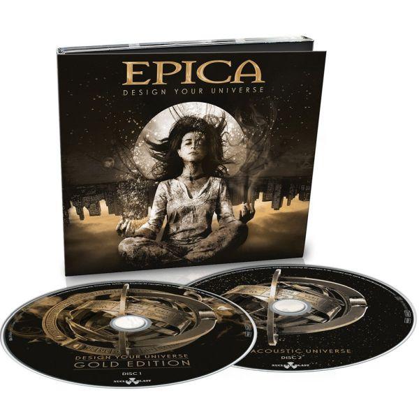 EPICA / エピカ / DESIGN YOUR UNIVERSE GOLD EDITION<2CD/DIGI>