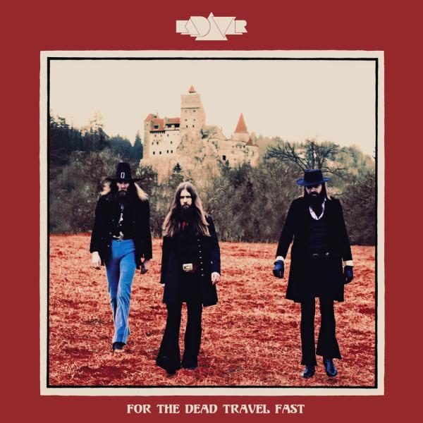 KADAVAR / カダヴァー / FOR THE DEAD TRAVEL FAST / フォー・ザ・デッド・トラベル・ファスト<初回限定盤 / CD+BLU-RAY>