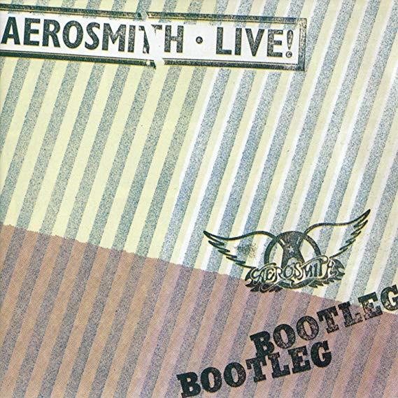 AEROSMITH / エアロスミス / LIVE! BOOTLEG<LP>