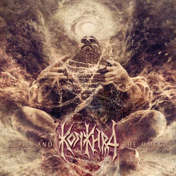 KONKHRA / ALPHA AND THE OMEGA<DIGI>