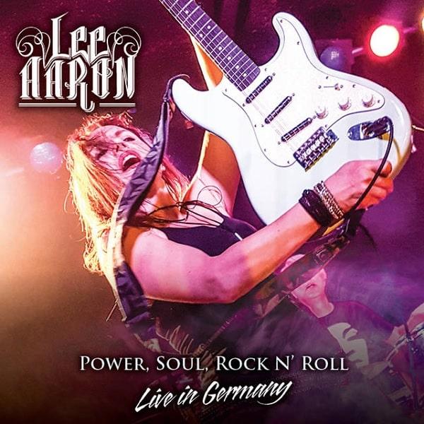 LEE AARON / リー・アーロン / POWER, SOUL, ROCK N'ROLL - LIVE IN GERMANY<CD+DVD/DIGI>