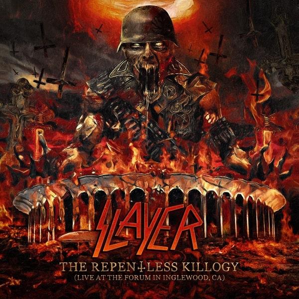 SLAYER / スレイヤー / THE REPENTLESS KILLOGY / ザ・リペントレス・キロジー~ライヴ・アット・ザ・フォーラム<通常盤2CD>