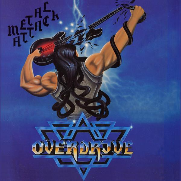 OVERDRIVE (from Sweden) / オーヴァードライヴ / METAL ATTACK