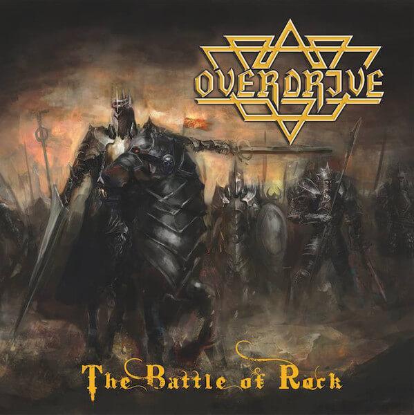 OVERDRIVE (from Sweden) / オーヴァードライヴ / THE BATTLE OF ROCK