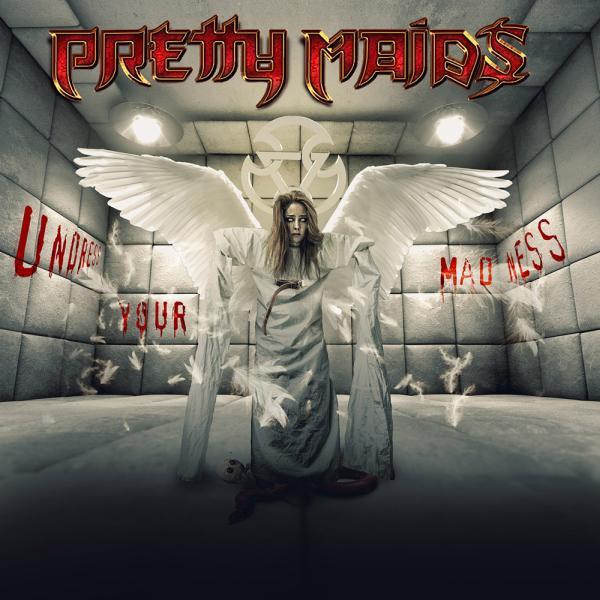 PRETTY MAIDS / プリティ・メイズ / UNDRESS YOUR MADNESS / アンドレス・ユア・マッドネス
