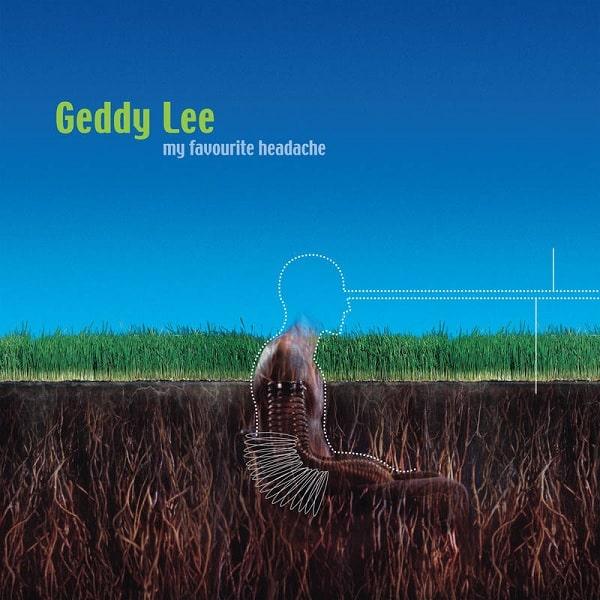 GEDDY LEE / MY FAVOURITE HEADACHE <LP>