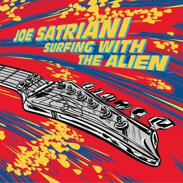 JOE SATRIANI / ジョー・サトリアーニ / SURFING WITH THE ALIEN (DELUXE VERSION) <2LP / RED OPAQUE/YELLOW OPAQUE VINYL>