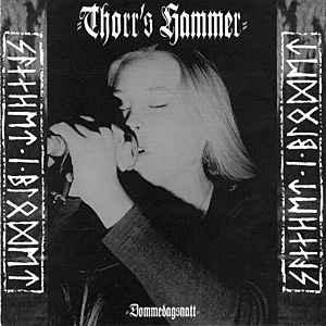 THORR'S HAMMER / DOMMEDAGSNATT