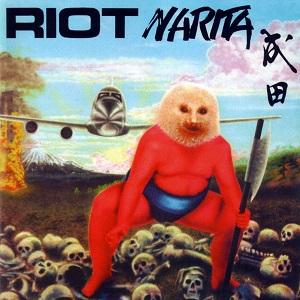 RIOT / ライオット / NARITA / ナリタ<帯・ライナー付国内盤仕様>