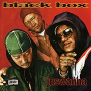 JUSWANNA / ジャスワナ / BLACK BOX - 限定アナログ2LP -