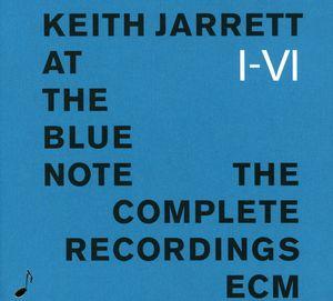 KEITH JARRETT / キース・ジャレット / AT THE BLUE NOTE