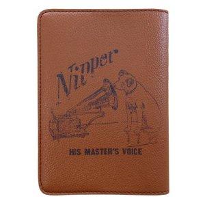 NIPPER / ニッパー / ニッパーブックカバー(SIZE 文庫本対応/合皮)
