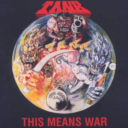 TANK(ORIGINAL) / タンク / THIS MEANS WAR
