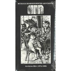 MIA (PROG: ARG) / ミア / ARCHIVOS MIA(1974-1985)