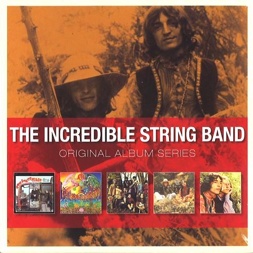 INCREDIBLE STRING BAND / インクレディブル・ストリング・バンド / ORIGINAL ALBUM SERIES