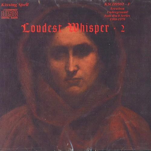 LOUDEST WHISPER / ローデスト・ウィスパー / LOUDEST WHISPER 2