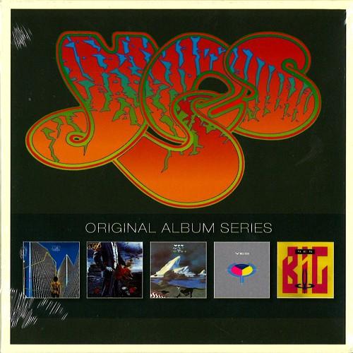 YES / イエス / ORIGINAL ALBUM SERIES - REMASTER