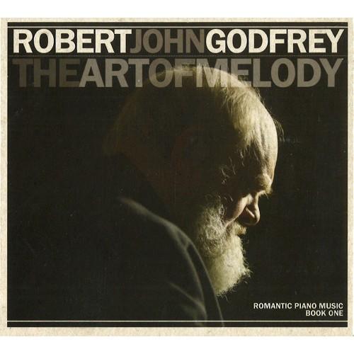 ROBERT JOHN GODFREY / ロバート・ジョン・ゴドフリー / THE ART OF MEMORY: ROMANTIC PIANO MUSIC BOOK ONE