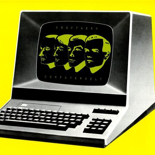 KRAFTWERK / クラフトワーク / COMPUTERWELT: GERMAN VERSION - 180g VINYL