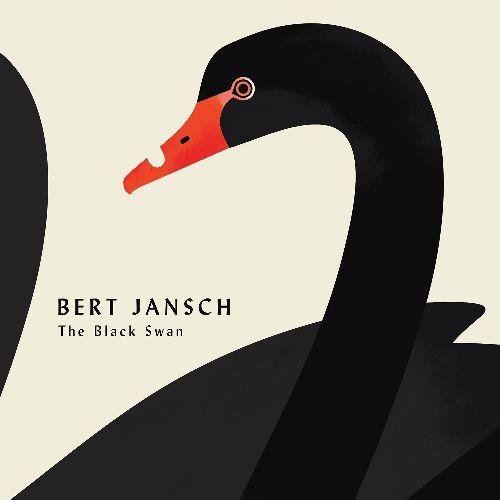"""BERT JANSCH / バート・ヤンシュ / THE BLACK SWAN [7""""]"""