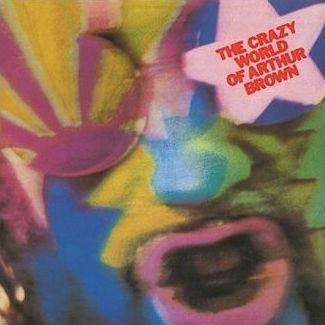 CRAZY WORLD OF ARTHUR BROWN / クレイジー・ワールド・オブ・アーサー・ブラウン / THE CRAZY WORLD OF ARTHUR BROWN [COLORED 180G LP]