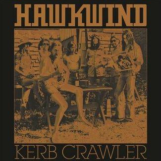 "HAWKWIND / ホークウインド / KERB CRAWLER / HONKY DORKY [180G 7""]"