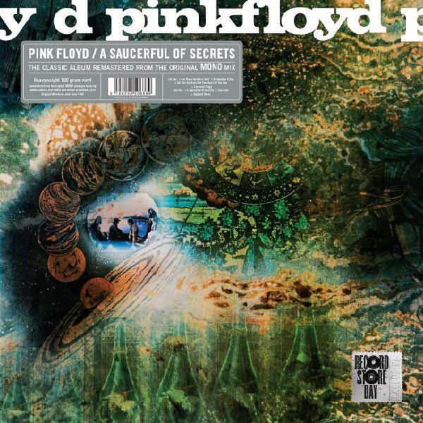PINK FLOYD / ピンク・フロイド / A SAUCERFUL OF SECRETS (MONO) [180G LP]
