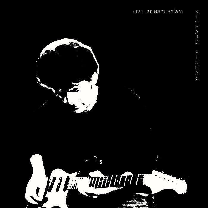 RICHARD PINHAS / リシャール・ピナス / LIVE AT BAM BALAM [LP]