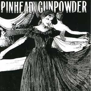 PINHEAD GUNPOWDER / ピンヘッドガンパウダー / COMPULSIVE DISCLOSURE