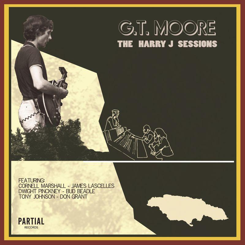 G.T. MOORE / G.T.ムーア / THE HARRY J SESSIONS / ザ・ハリー・ジェイ・セッションズ