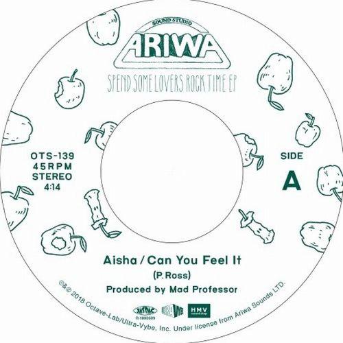 AISHA / アイーシャ / CAN YOU FEEL IT