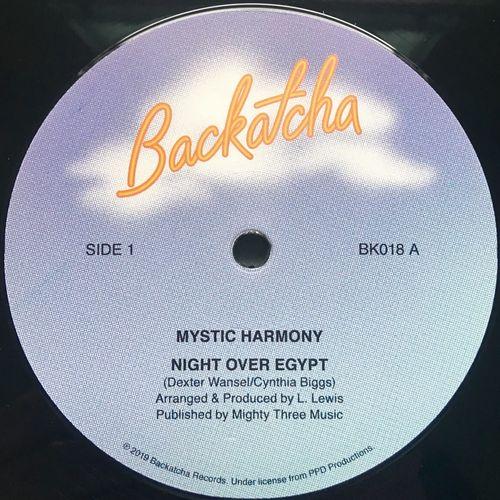 MYSTIC HARMONY / NIGHT OVER EGYPT / INDEPENDANT LADY