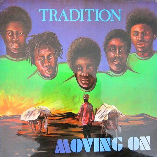 TRADITION / トラディション / MOVING ON / ムービング・オン