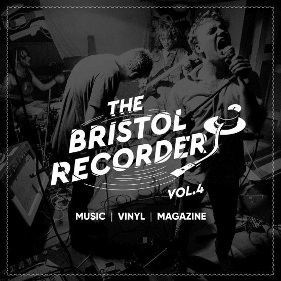 V.A. / THE BRISTOL RECORDER 4 [CLEAR LP]