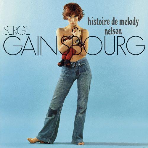 SERGE GAINSBOURG / セルジュ・ゲンズブール / HISTOIRE DE MELODY NELSON (180G LP)