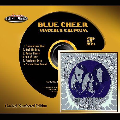 BLUE CHEER / ブルー・チアー / VINCEBUS ERUPTUM (HYBRID SACD)