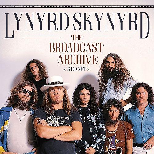 LYNYRD SKYNYRD / レーナード・スキナード / THE BROADCAST ARCHIVE (3CD)