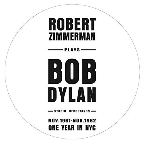 BOB DYLAN / ボブ・ディラン / ROBERT ZIMMERMAN PLAYS BOB DYLAN (PICTURE DISC LP)