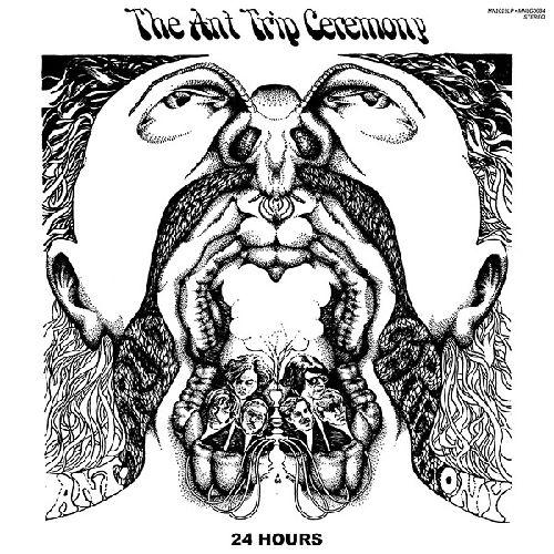 ANT TRIP CEREMONY / 24 HOURS (LP)