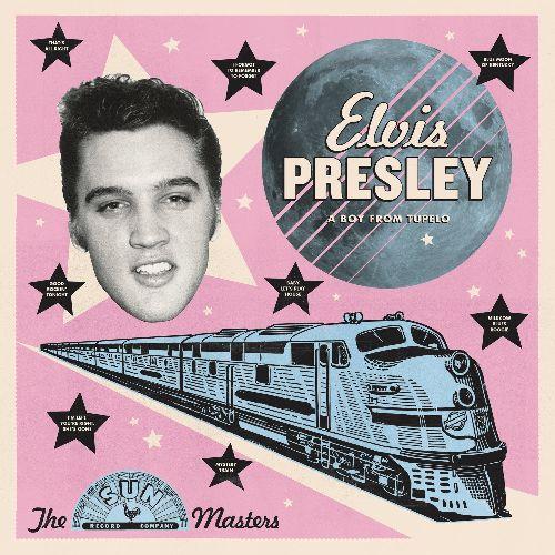 ELVIS PRESLEY / エルヴィス・プレスリー / A BOY FROM TUPELO: THE SUN MASTERS (VINYL)