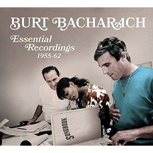 BURT BACHARACH / バート・バカラック / ESSENTIAL RECORDINGS 1955-62 (3CD)