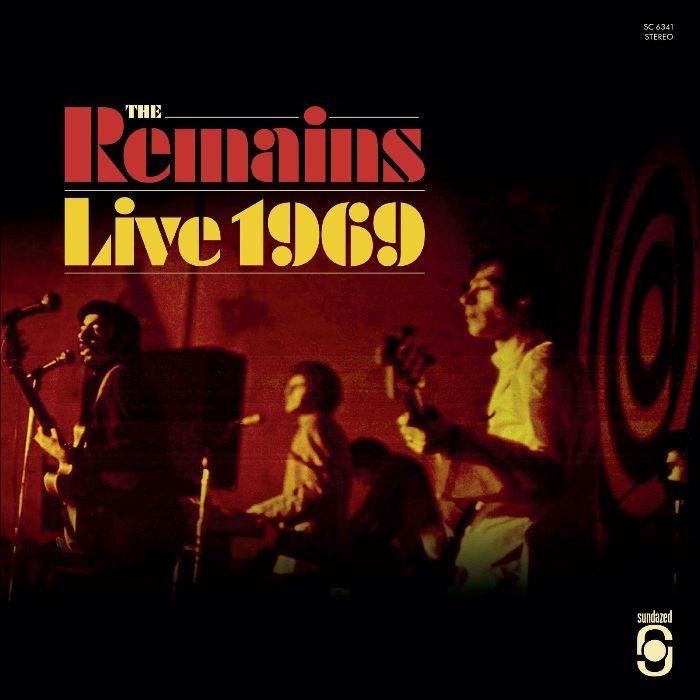 REMAINS / リメインズ / LIVE 1969 (CD)